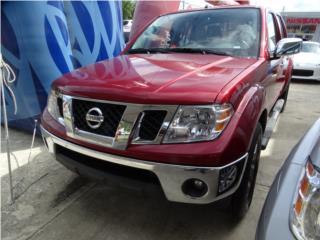 Nissan Frontier SL Liquidación !!! , Nissan Puerto Rico