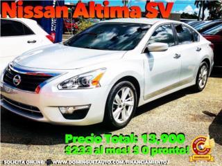 Nissan Puerto Rico Nissan, Altima 2015