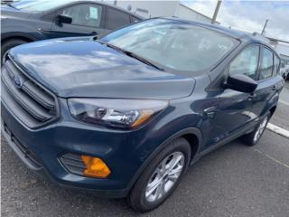 Ford Puerto Rico Ford, Escape 2019