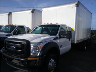 Ford Puerto Rico Ford, F-450 Camion 2013