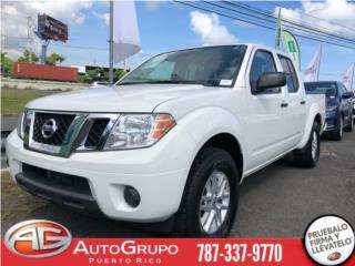 Nissan, Frontier 2018  Puerto Rico