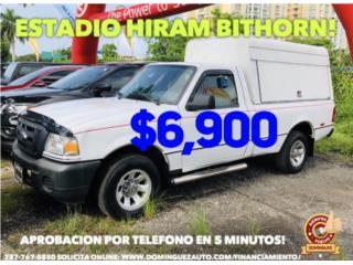 FORD RANGER XLT FX4 OFF-ROAD PACKAGE  , Ford Puerto Rico