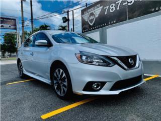 Sentra 2018 4k millas , Nissan Puerto Rico