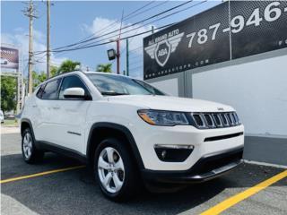 Jeep Puerto Rico Jeep, Compass 2019