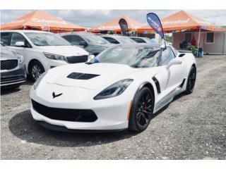 Chevrolet Puerto Rico Chevrolet, Corvette 2016