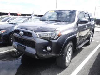 TOYOTA RAV4,LE,50K MILLAS,16' NUEVA! GANGA! , Toyota Puerto Rico