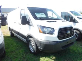 ** Ford Transit 2015 al 2019 ** , Ford Puerto Rico