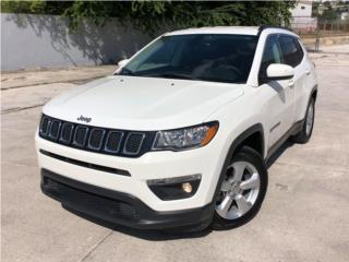2019 Jeep Compass Sport poco millaje , Jeep Puerto Rico