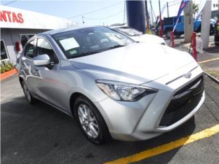Toyota, Yaris 2018, Yaris Puerto Rico