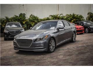Hyundai Puerto Rico Hyundai, Genesis 2016