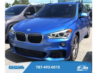 2017 BMW X1 sDrive28i Sport package , BMW Puerto Rico