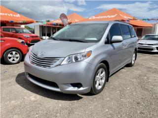 2011 TOYOTA SIENNA LE – SOLO 38K MILLAS , Toyota Puerto Rico