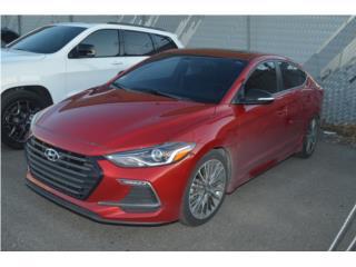 Hyundai, Elantra 2017, Tucson Puerto Rico