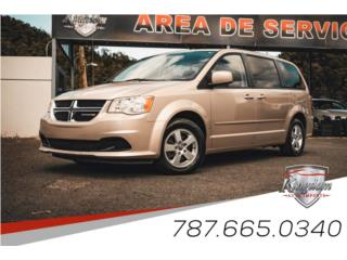 Dodge, Caravan 2012, Journey Puerto Rico