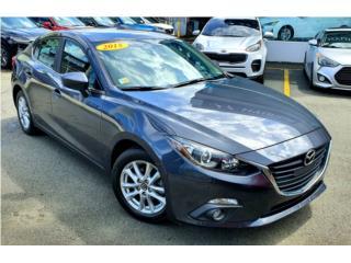 MAZDA 3 SEDAN 2019  , Mazda Puerto Rico