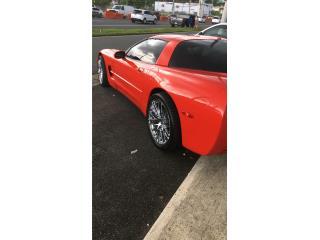 Chevrolet Puerto Rico Chevrolet, Corvette 2003