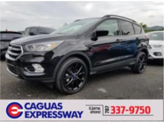 Ford Puerto Rico Ford, Escape 2019