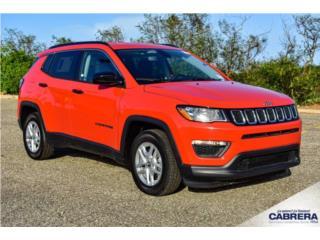 2020 Jeep Compass Sport, J0106914 , Jeep Puerto Rico