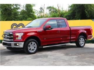 Ford Puerto Rico Ford, F-150 2016