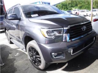 Toyota Puerto Rico Toyota, Sequoia 2018