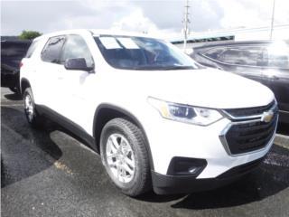 Chevrolet, Traverse 2020  Puerto Rico