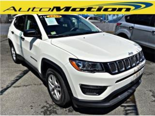 Jeep Puerto Rico Jeep, Compass 2019