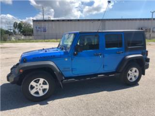 2014 Jeep Wrangler Unlimited Sport, T4215895 , Jeep Puerto Rico