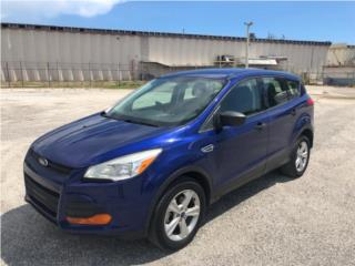Ford Puerto Rico Ford, Escape 2013