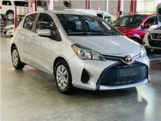 YARIS LIMITED EDITION , Toyota Puerto Rico
