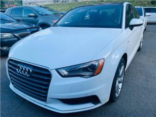 Audi, Audi A3 2016, RAM Puerto Rico