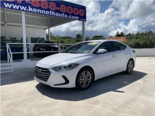 Hyundai Puerto Rico Hyundai, Elantra 2017