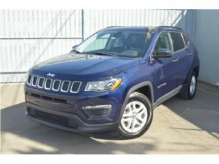 Jeep Compass 2018 Trailhack , Jeep Puerto Rico