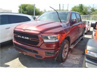 Ram 1500 4x4 2016  , RAM Puerto Rico