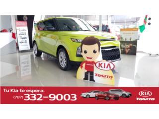 Kia Soul GT 2020 1.6 turbo 0 pronto  , Kia Puerto Rico