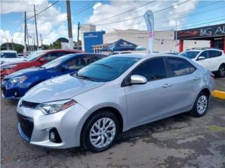 TOYOTA COROLLA 2014 TIPO S , Toyota Puerto Rico