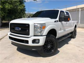 Ford, F-250 Pick Up 2015  Puerto Rico