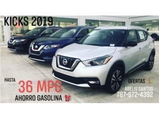 Nissan, Kicks 2019, Rogue Puerto Rico