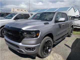 Dodge Ram 1500 4x4 2018 Garantía de Fábrica , RAM Puerto Rico