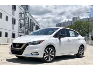 Nissan Versa 2020 desde 16,795 , Nissan Puerto Rico