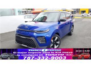 Kia Puerto Rico Kia, Soul 2020