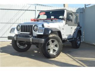 Jeep Puerto Rico Jeep, Wrangler 2005