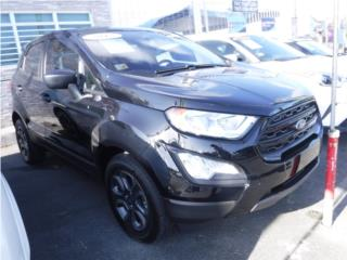 Ford Puerto Rico Ford, EcoSport 2018