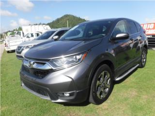 Honda Puerto Rico Honda, CR-V 2018