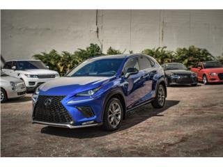 UX 200 F-SPORT-2.98% !THE ALL NEW! , Lexus Puerto Rico