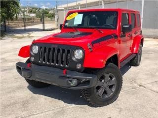 Wrangler Año 2017 , Jeep Puerto Rico