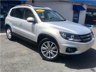 Volkswagen Puerto Rico Volkswagen, Tiguan 2015