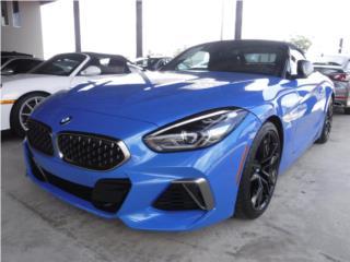 BMW Puerto Rico BMW, BMW Serie Z 2020