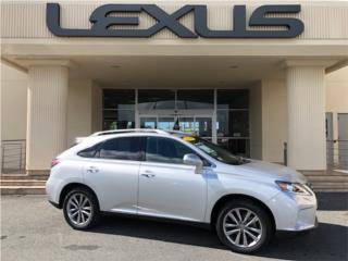 Lexus Puerto Rico Lexus, Lexus RX 2015