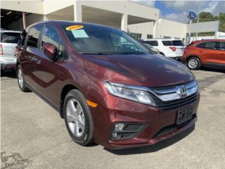 Honda Puerto Rico Honda, Odyssey 2018