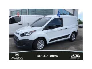 Ford transit connect 2017 Solo 9mil millas!! , Ford Puerto Rico